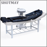 shotmay STM-8033A Weight-losing Master Electro Stimulation Sauna Clothing with low price