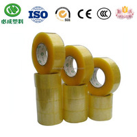 High Viscosity Carton Sealing Adhesive Bopp Tape from bicheng