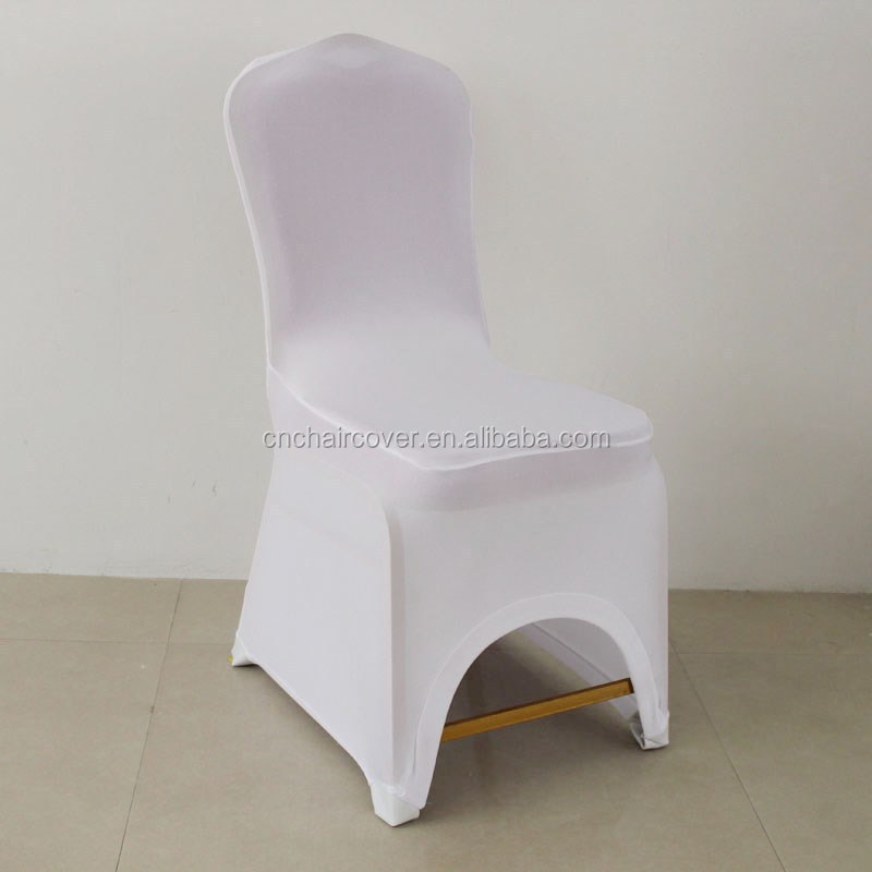 Hot Sale Four-Side Arch Leather Pocket Chair Cover