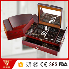 Wholesale Gold Plated 72 pcs Cutlery Set Cutlery Set 72