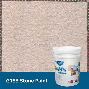 Stone Finish Paint G153 Natural Texture Stone Coating