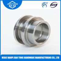 Chromed Plating Die Machining Part Cnc