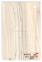 wood grain pvc lamination film/pvc membrane foil for door
