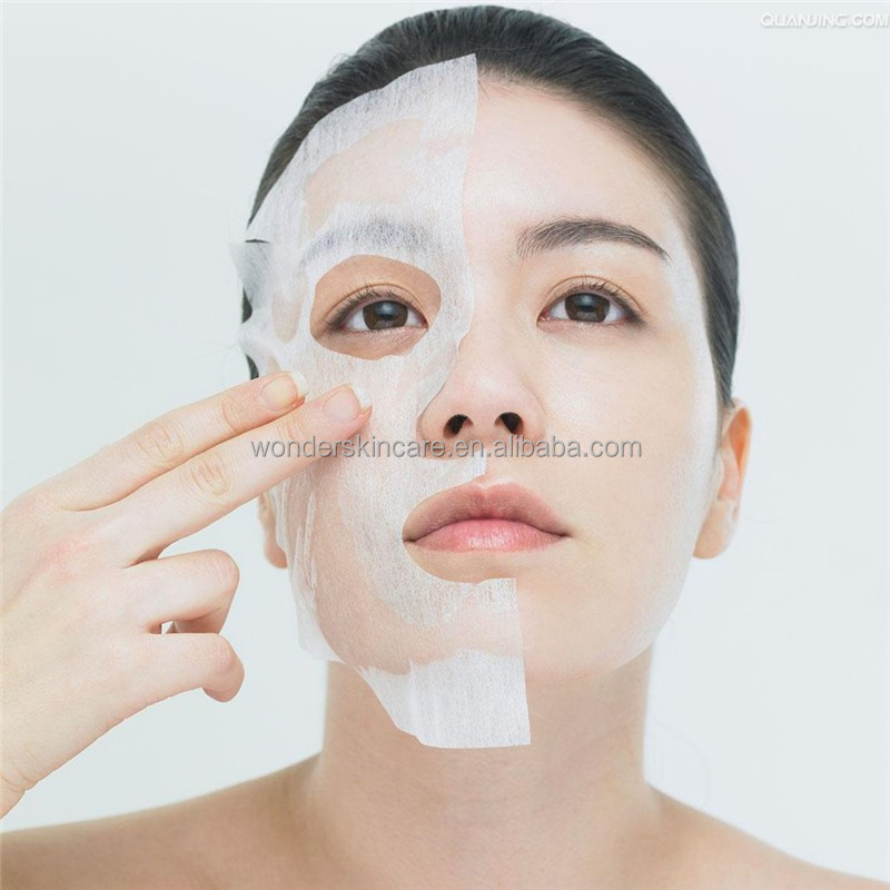 Anti redness Ice Facial Mask for Intradermal injection Repair