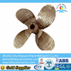 Marine 4 Blade Fixed Pitch Propeller For Ships