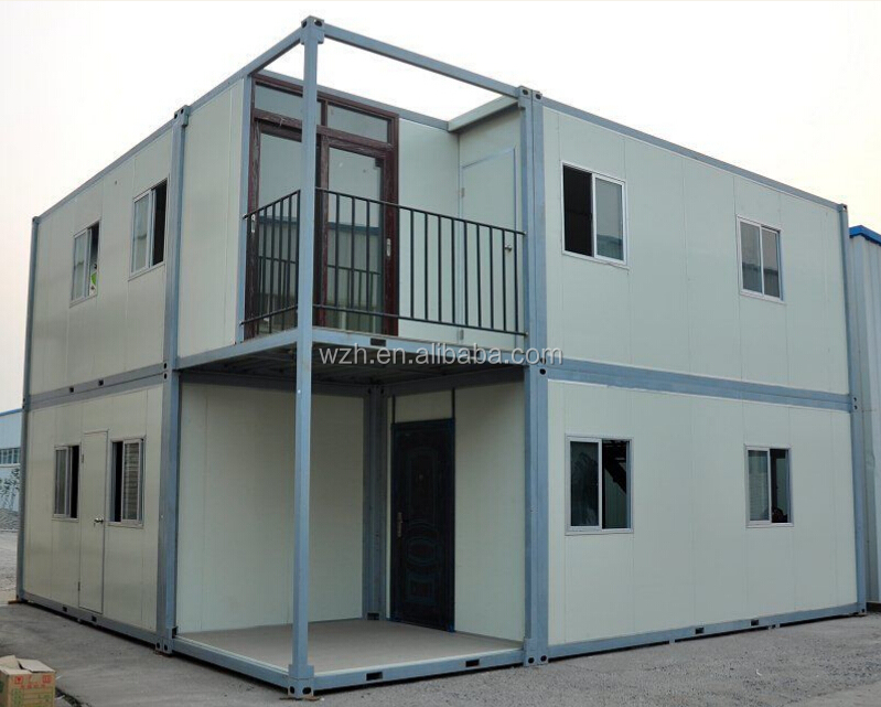 20ft Low Cost Prefab Container House Pre Made Container