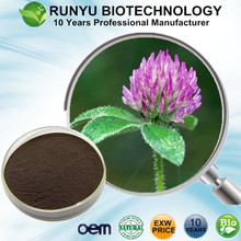 Factory saupply natural Red Clover Extract natural Isoflavones in stock