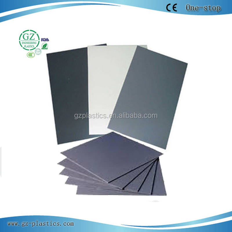 2016 newest custom-made colorful flexible pvc sheets pvc rigid sheet pvc foam sheet