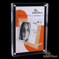 China manufacturer clear acrylic design wholesale women sex photo frame ST-XK4060 E05