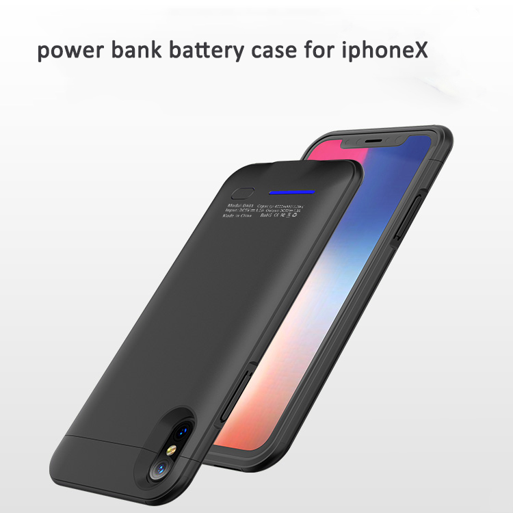 Ultra Slim Battery Case 5.8inch Build in Magnetic Metal For Car phone Mount Holder