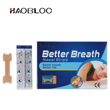 Family Essential Anti Snoring Strip for Nasal Dilator, Help Breath Well