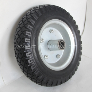 Construction Usage Polyurethane Foaming Puncture Free Tire