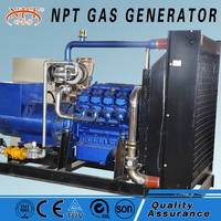 10 to 500kw natural gas engine powered natural gas generators