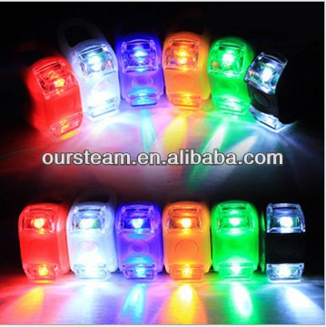 led bike bicycle cycling warning light led bike front light