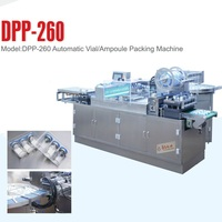 CHINA AUTOMATIC VIAL AMPOULE FILLING AND SEALING MACHINE
