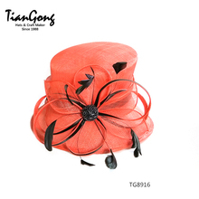 High Quality Good Reputation Sinamay Fascinators Hat For Party