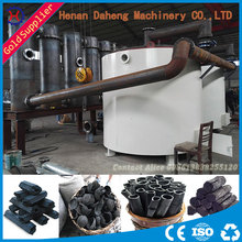 Continuous Jute Stick Charcoal Powder Making Machine Jute Sticks Charcoal Powder Carbonization Machine