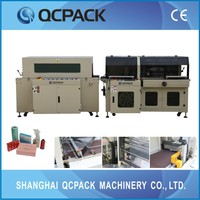 Instant noodle box heat shrink packing machine with competitive price