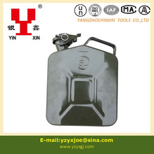 5L steel jerry can/hand oil can pump/standard oil drum