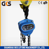 HSZ-A hand pull manual chain hoist pulley