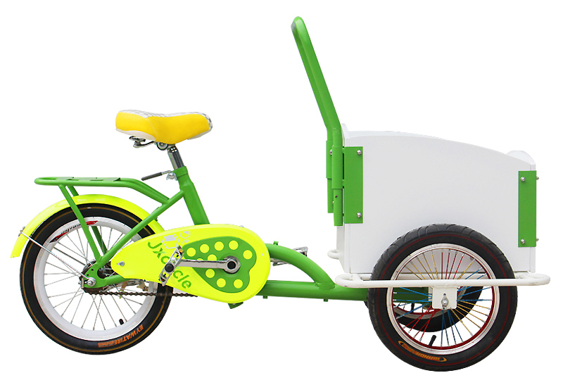 Three Wheel Kids Cargo Bike