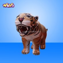 Vivid 3m inflatable tiger decoration for advertising event