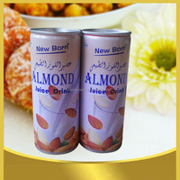 high protein apricot kernel drink 240ml in can