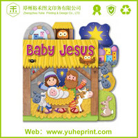 Hot sale cheap price Directly factory print die cut children sticker book printing