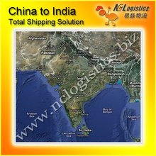 GUANGZHOU to BANGALORE (machine shipping service)