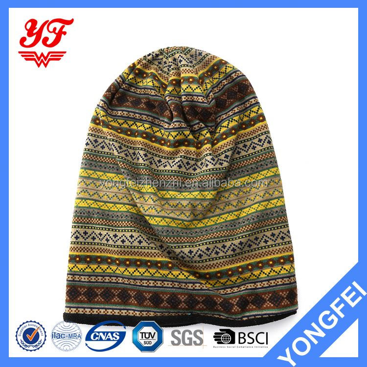 New product OEM quality knitted adult hat/cap from manufacturer