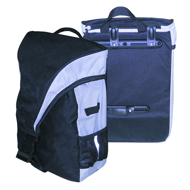 Durable fancy pannier bags for bicycles