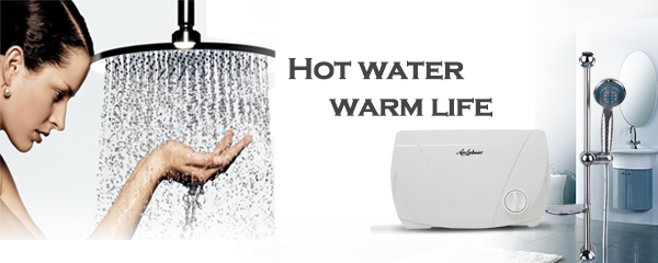 2014 Hot sale Instant electric water heater