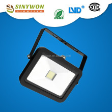 New Portable slim led reflector flood light led commercial 30W Black led floodlight Ipad