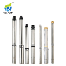 1-3hp submersible deep well pump maid in china