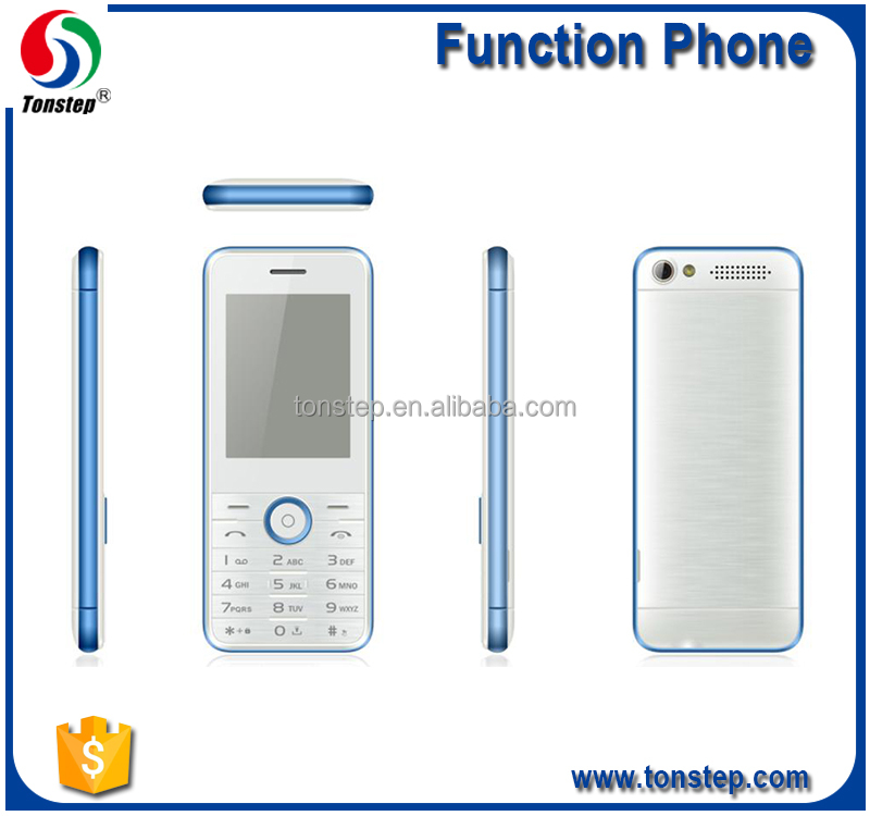2.4 inch 2G GSM bar type unlocked feature phone for sale