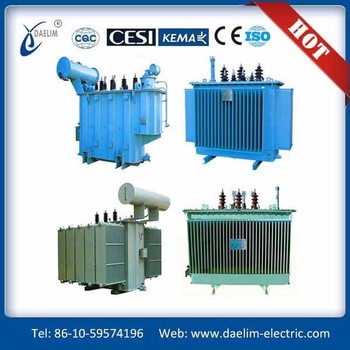 S11-MR series 6kv 1000kva Three-phase Full-sealed NLTC Distribution Transformer