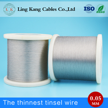 tinned copper wire manufacturer, 0.10mm tinned copper tinsel wire