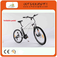 electric bicycle with adjustable stem , economic model
