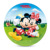 Inflatable 360 degree full color printing PVC ball toy bouncing ball