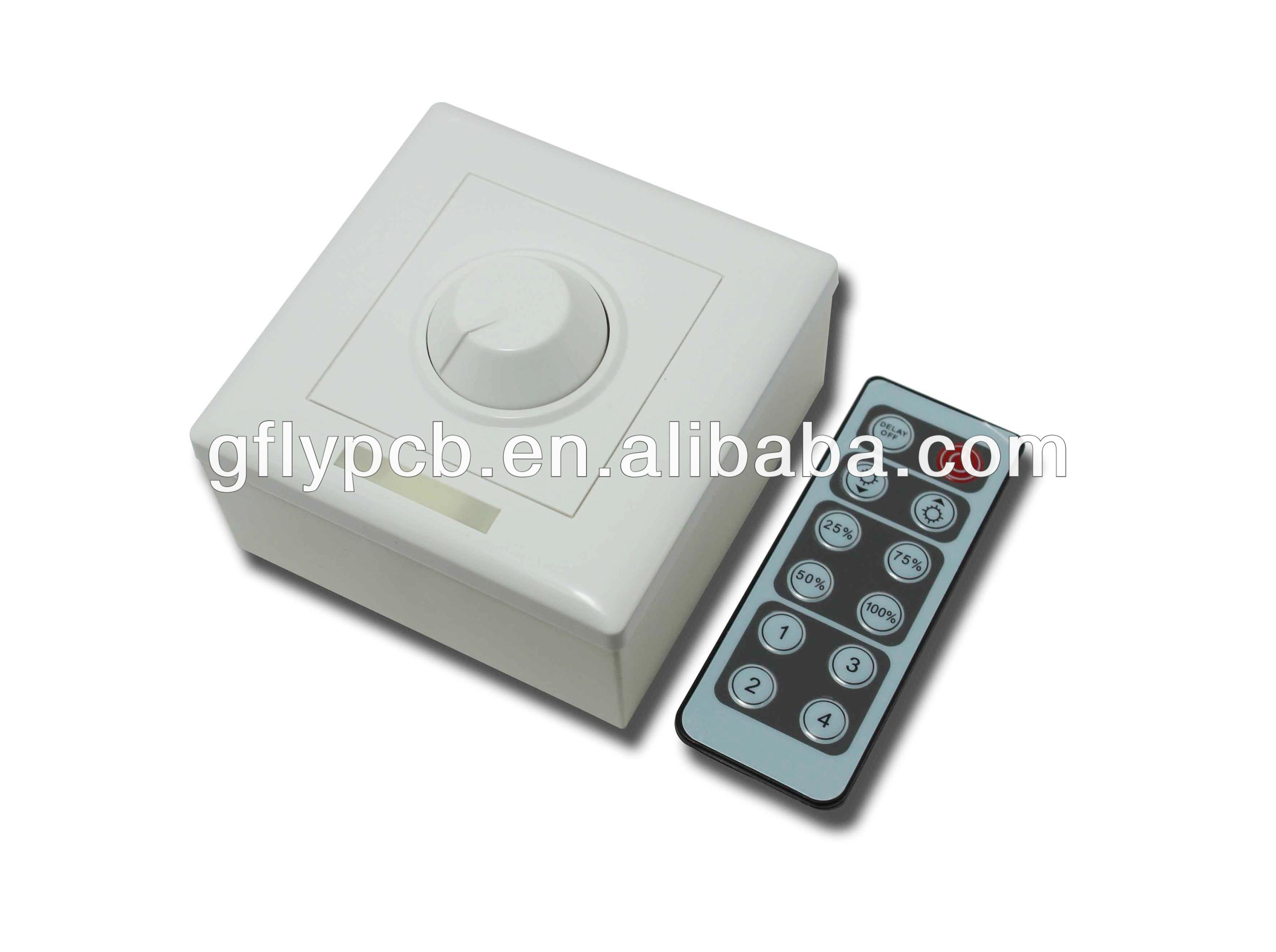 High Quality 12-key Infrared Dimmer From Leynew