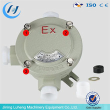 explosion proof junction box and watertight stainless steel junction box