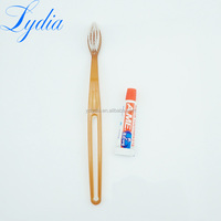 Hotel High Quality Hotel Amenities Toothbrush and Paste Set Made in China