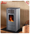 New Model Pellet Stove both with Air and Water Heating