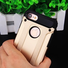 Armor case for iphoen,for apple iphone 6 plus 5.5 inch robot armor case