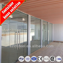 Assemble multilayer container house hotel