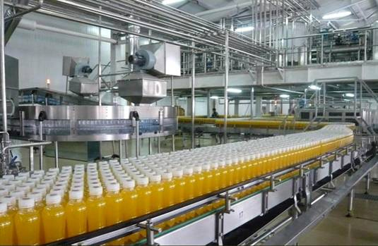 aseptic-carton packing juice making production line