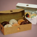 high quality sturdy macaron box packaging