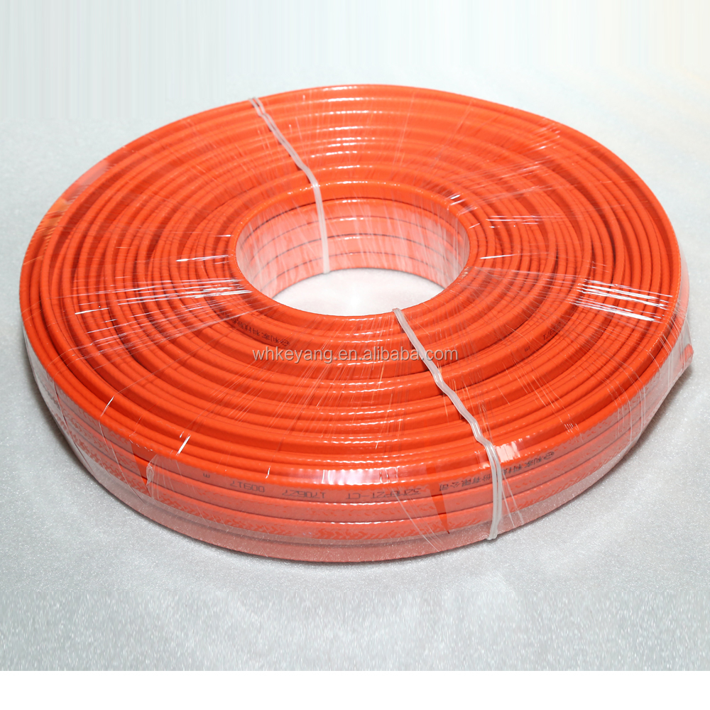 Flexible Self Regulating Antifreezing Temperature Resistant Heat Trace Cable