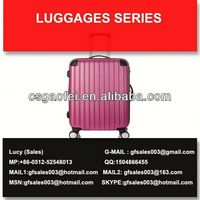 best and hot sell luggage hard luggage cases for luggage using