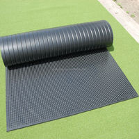 EVA material Rubber Animal Mats Cow stable trailer ramp rubber mat